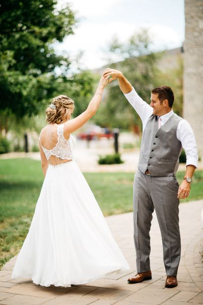 intimate wedding photographer bloomington il